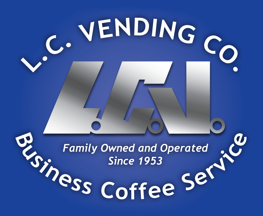 L.C. Vending Co. logo